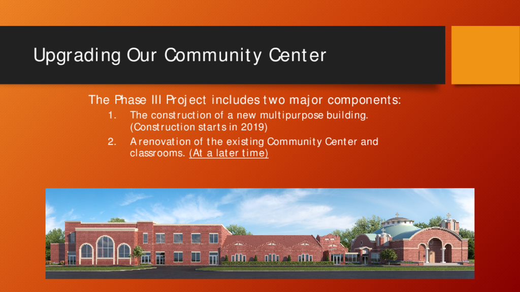 Phase III Expansion Project Overview