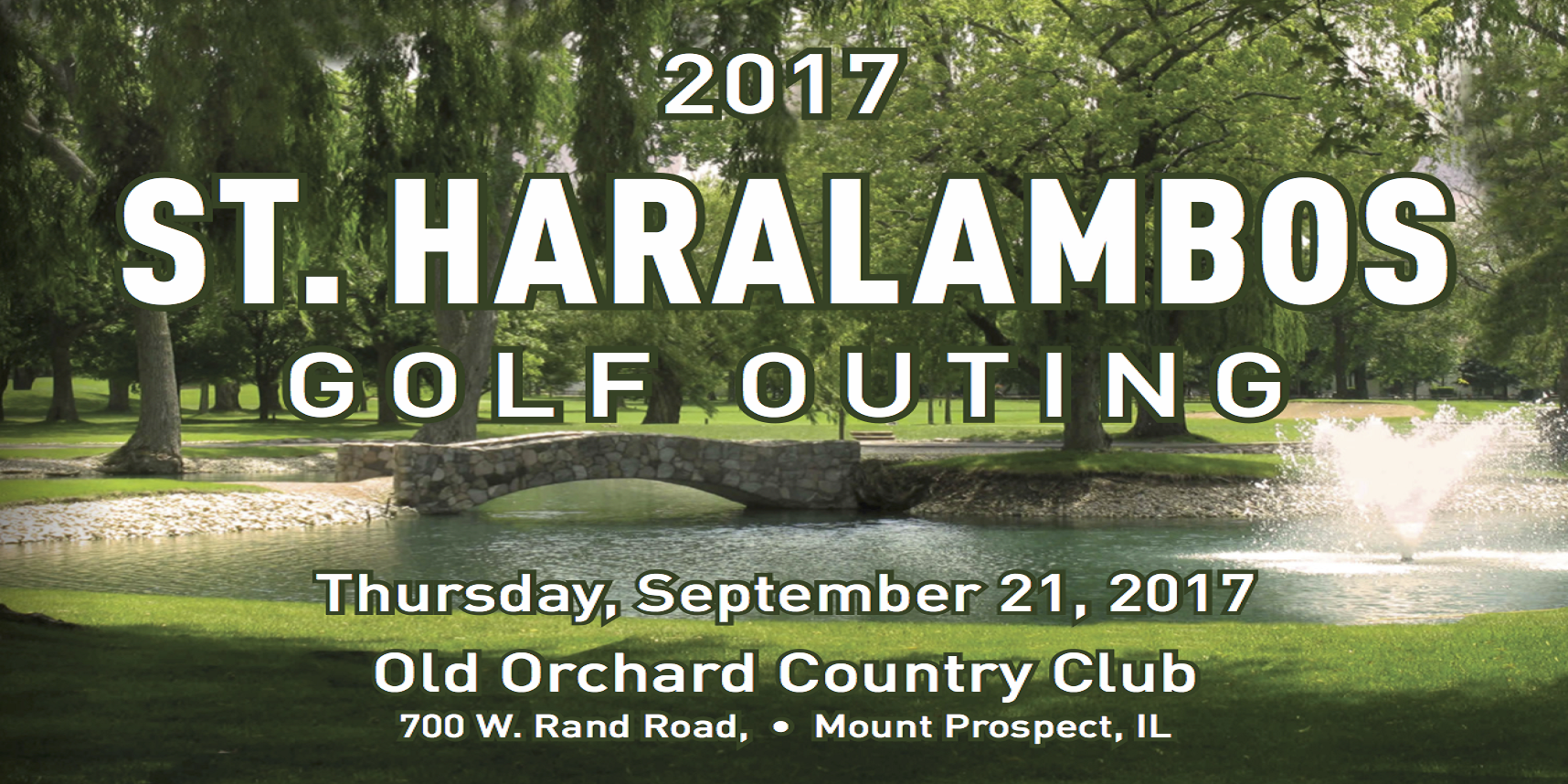 Saint Haralambos Golf Outing - 2017 Carousel